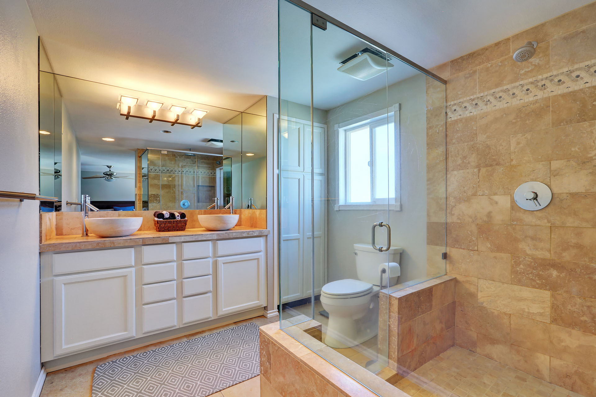Custom Shower Doors, Mirrors, Closets, & More